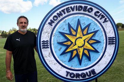 0-2. Montevideo City emula a su hermano inglés y avanza en la Sudamericana
