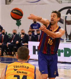 74-92. El Barcelona pasa el rodillo ante el Gran Canaria