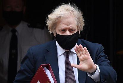 Boris Johnson intervino tras las presiones de Riad para comprar el Newcastle