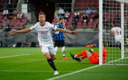 """De Jong: """"Por supuesto que hablamos de ganar LaLiga"""""""