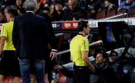 Martínez Munuera será el árbitro de la final