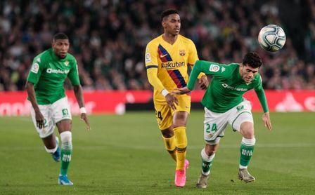 La relación Betis-Barça, un viejo conocido y una oportunidad de mercado