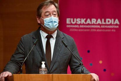 Gobierno vasco: UEFA parece más empeñada en salvar sus intereses económicos
