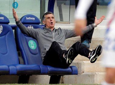 Mendilibar: El Eibar no se tiene que arrugar ante el Atlético de Madrid