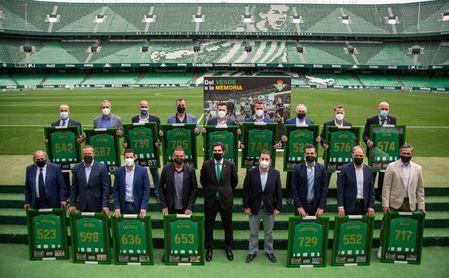 Del Verde a la Memoria: tributo a los que sudaron las trece barras.