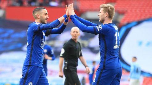 1-0. El Chelsea evita el póker de Guardiola