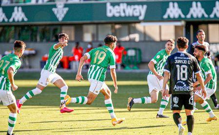 CD San Fernando - Betis Deportivo: día, hora y televisión para verlo en directo
