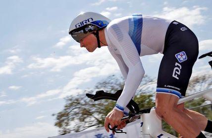 El suizo Stefan Kung se impone en la cuarta etapa de la Volta a la Comunitat Valencia