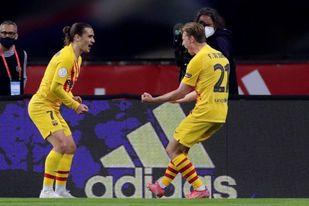 Griezmann: ´Nos ha costado esta Copa, así que hay que disfrutarla´