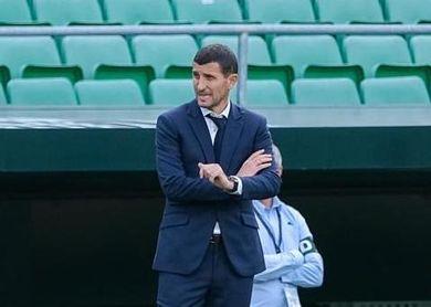 """Gracia """"Concedimos dos goles cuando el rival no agobiaba"""""""