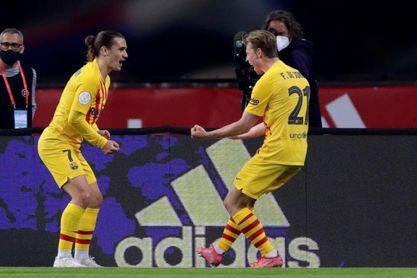 """Griezmann: """"Nos ha costado esta Copa, así que hay que disfrutarla"""""""