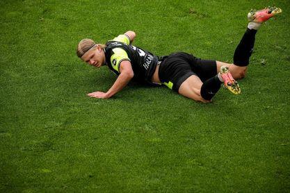Resurge Haaland, renace el Dortmund