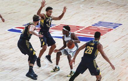 107-121. Fox y Barnes sorprenden a los Mavericks y rompen la racha de nueve derrotas de los Kings