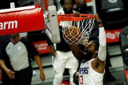 124-105: Los Clippers humillan a unos Timberwolves sin defensa