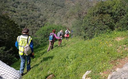 Dehesa la Matallana: nueva ruta en el medio natural del SADUS.