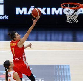 Alba Torrens, la mujer récord del baloncesto español