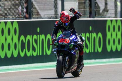 Quartararo y Yamaha se consolidan, Márquez se emociona