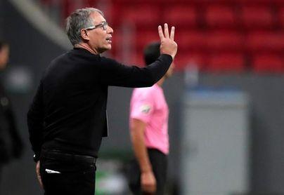 El subcampeón Santos recibe al Barcelona en un duelo argentino de banquillos