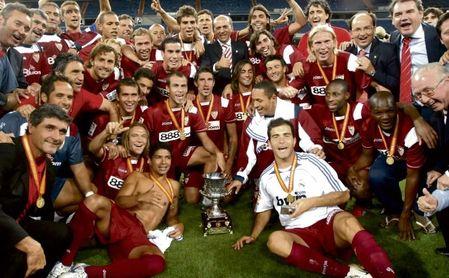 El Sevilla depende de sí mismo para jugar la próxima Supercopa de España