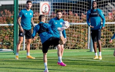 El Athletic, con seis bajas, viaja a Sevilla con lo justo