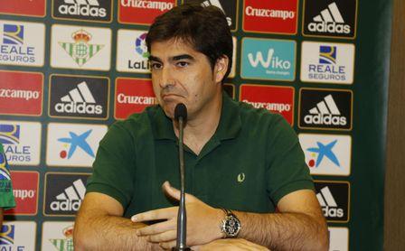 """Haro: """"Soy partidario de ser contundente y echar de LaLiga a los tres clubes"""""""