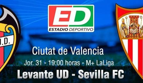 Levante-Sevilla FC: Que el sueño siga vigente (Previa)