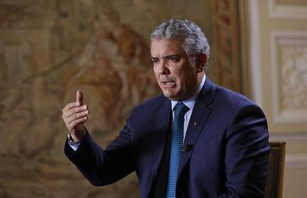 El presidente colombiano dice que la Copa América se jugará pese a la pandemia