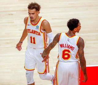 112-96. Young y Williams aportan los puntos decisivos en triunfo de Hawks