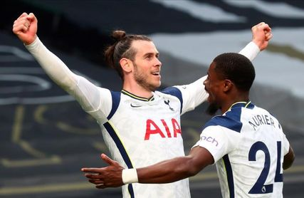 Bale y Son olvidan a Mourinho