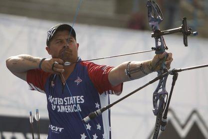 EE.UU. lidera 7 de 10 categorías en el inicio del mundial de Tiro con Arco