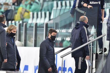 """Paratici (Juventus): """"La Superliga era una oportunidad única para ayudar al fútbol"""""""
