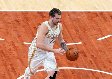 127-117. Ante los Pistons, Doncic aporta un doble-doble y los Mavericks recuperan el camino ganador
