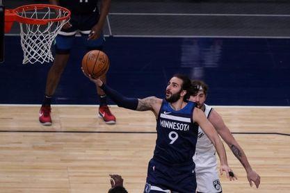 128-125. Los Kings vencen a Timberwolves en los últimos minutos