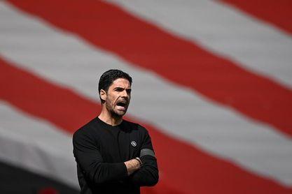 """Arteta: """"Hemos visto la respuesta más fuerte en la historia del fútbol"""""""