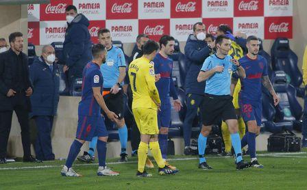 El Sevilla FC estrena árbitro ante el Granada.