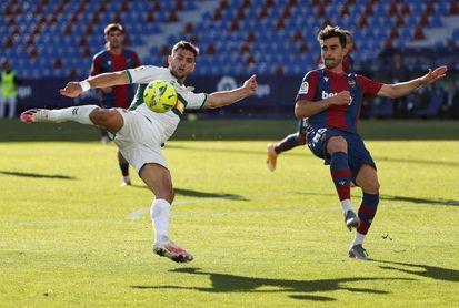 El Elche nunca ha perdido contra el Levante como local en Primera