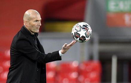Zidane no recupera efectivos pensando en el Betis