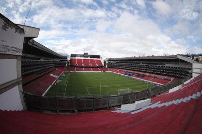 Ecuador suspende su próxima jornada de fútbol por la expansión de la covid-19