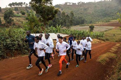 NN Running Team, a la conquista del atletismo mundial