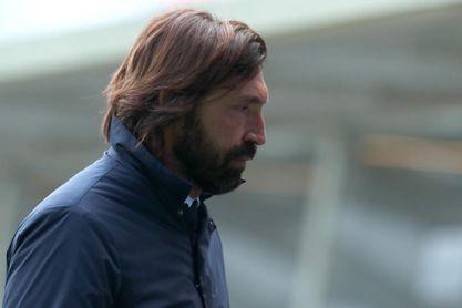 Pirlo no teme que la UEFA excluya al Juventus de la Liga de Campeones