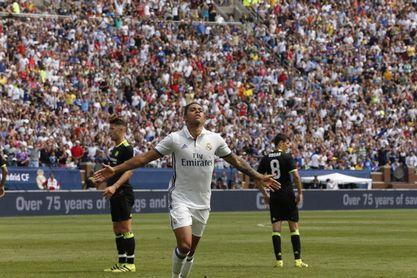 El Real Madrid nunca ganó al Chelsea en partido oficial