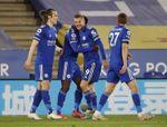 Un golazo de Iheanacho acerca al Leicester a la Liga de Campeones