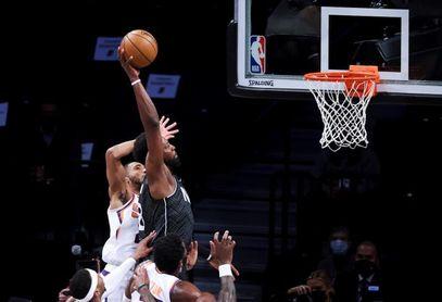 128-119. Durant vuelve por la puerta grande y los Nets consolidan su liderato