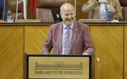 """Imbroda: """"Estamos poniendo en valor el Estadio de La Cartuja"""""""