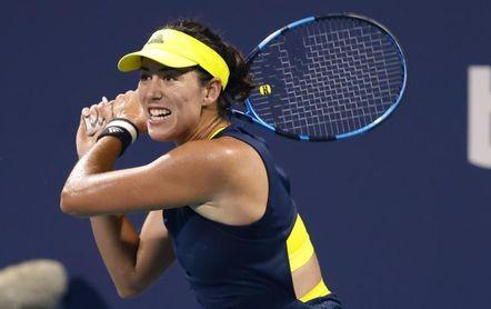 Garbiñe Muguruza debutará en el Mutua Madrid Open contra Sloane Stephens