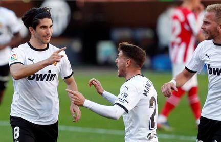Soler trabaja al margen pero Gracia confía en poder contar con él ante el Barça