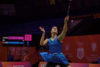 Carolina Marín pasa a tercera ronda en 21 minutos