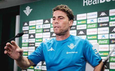 El ex del Betis Rubi dirigirá al Almeria.