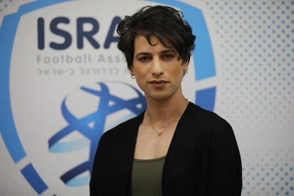 Sapir Berman, primera árbitro transgénero de Israel