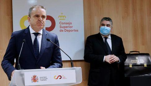 Franco destaca el papel de las federaciones para la recuperación